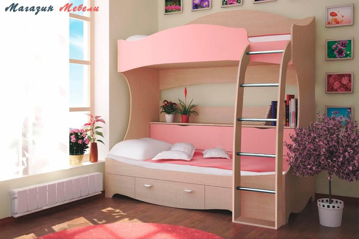 Детская мебель АВГУСТА