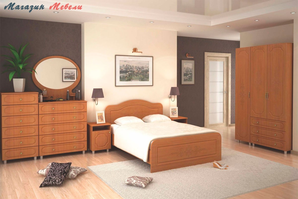 Спальня ФИЕСТА-7