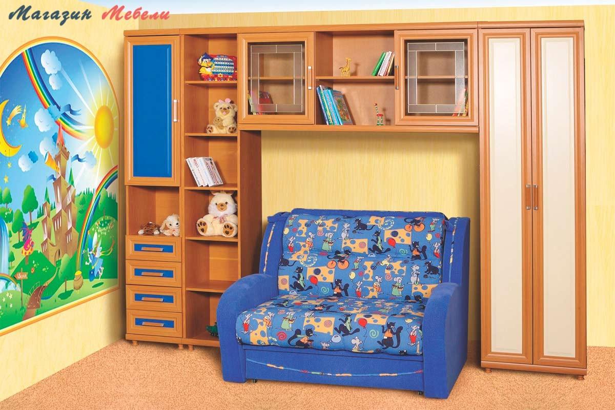 Детская мебель ВИКТОРИЯ-3