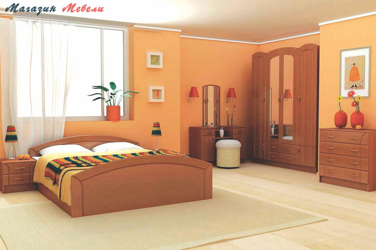 Спальня ЭКСТАЗА-2