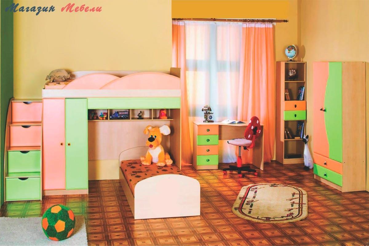 Детская мебель КАРЛСОН