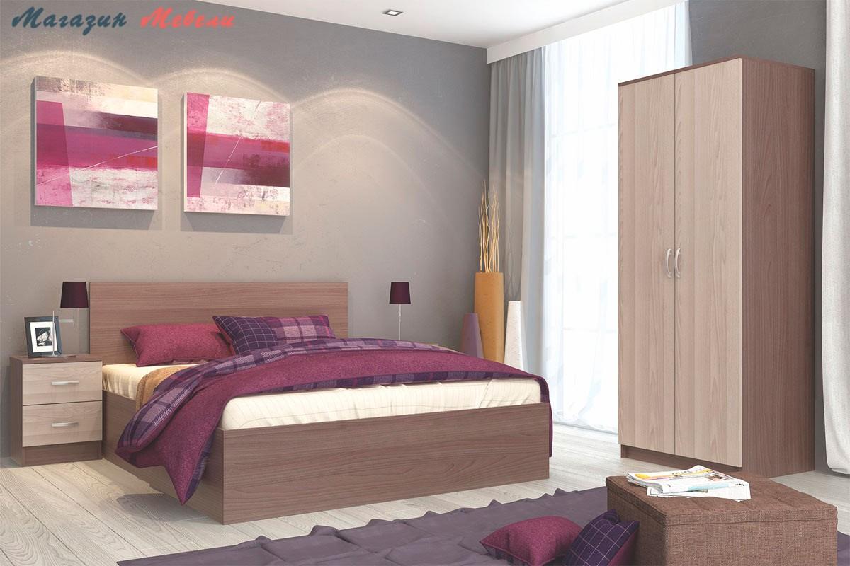 Спальня ПЕТРА
