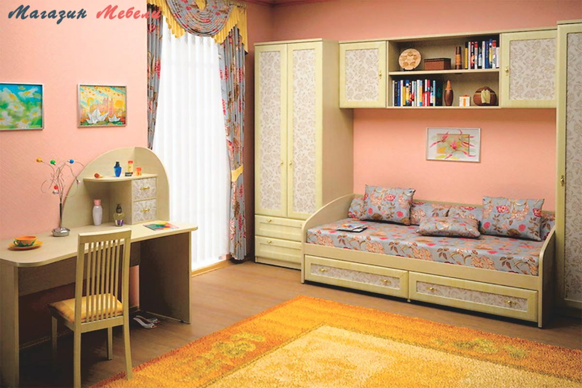 Детская мебель ЛОТОС-2