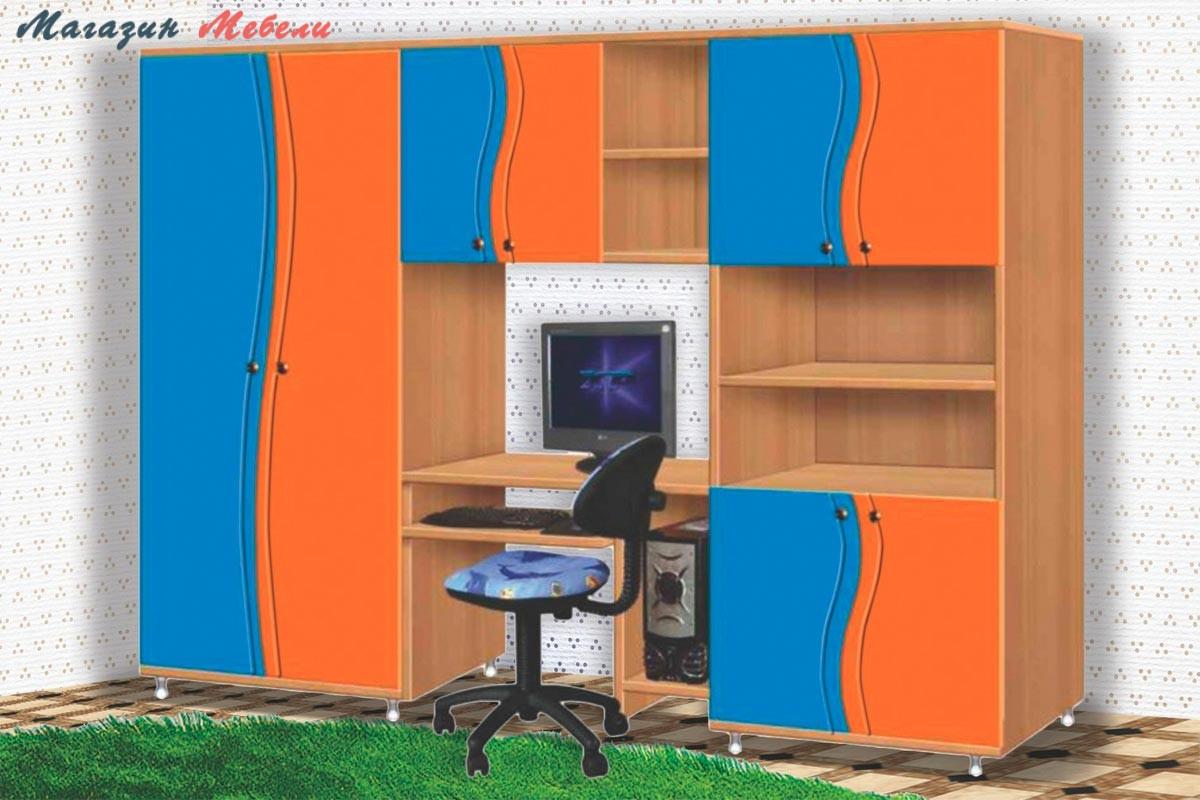 Детская мебель РУЧЕЕК-2