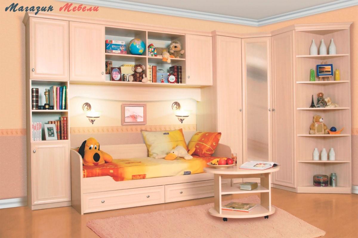 Детская мебель ДАНА