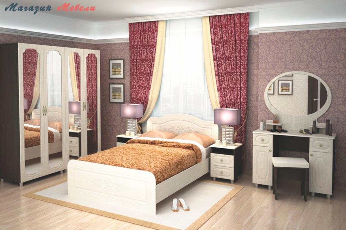 Спальня ФИЕСТА-5