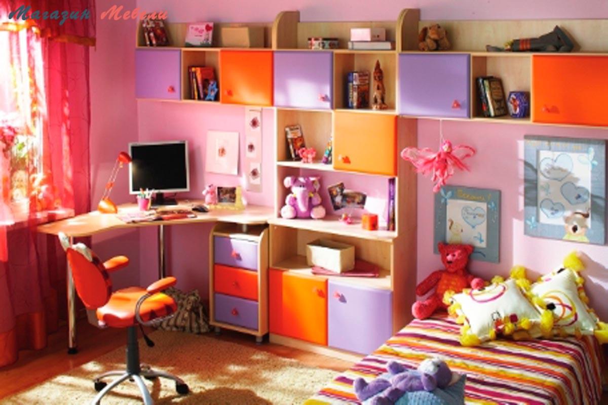 Детская мебель АКВАРЕЛЬ-2