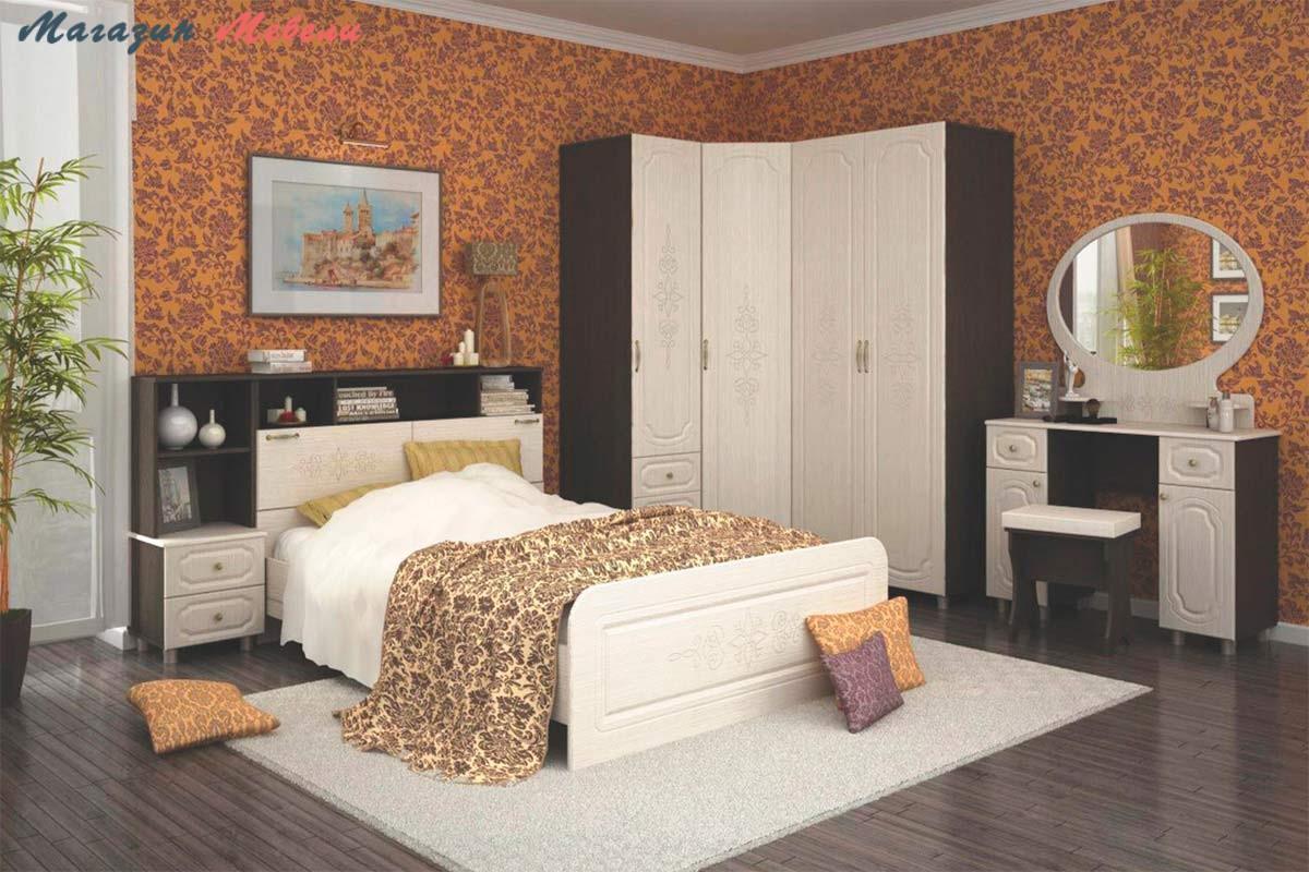 Спальня ФИЕСТА-1